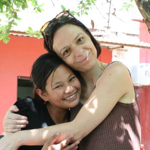 Phool Maya et Carole Darchy
