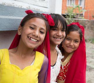 Anjali, Sneha, Simran