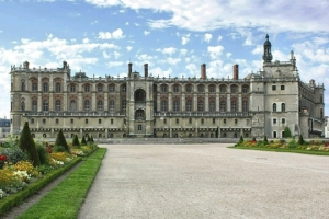 Saint Germain en Laye Castle