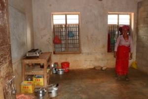 Kitchen in Dhading Shree Liti School