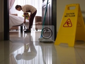 Housekeeping - Luxury Hotel
