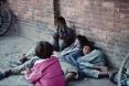 Enfants des rues - Katmandou
