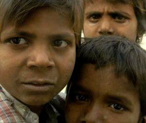 Enfants des rues - Népal