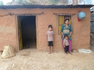 People in Dhading
