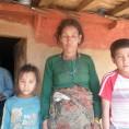 Charimaya, Anand, and their Mum