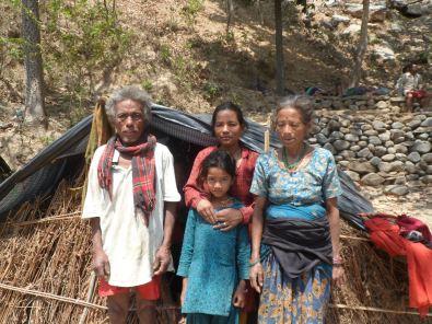 Sirijana's family