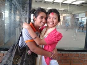 Pasang and Sarita Jr
