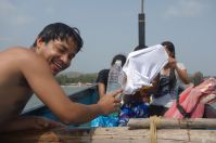 Memorable boat trip