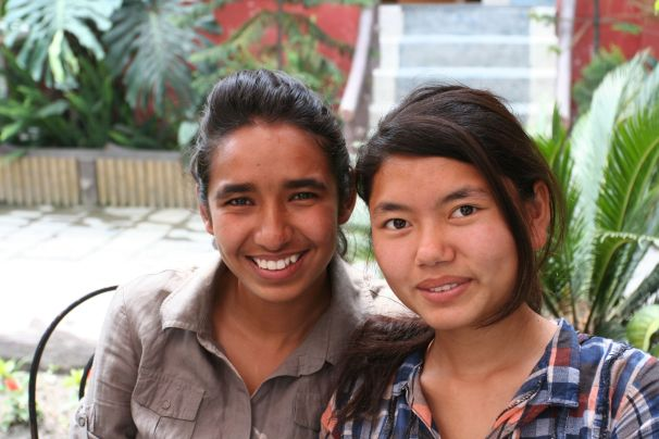 Sarita Jr and Pasang