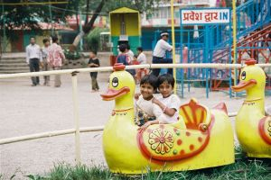 Jyoti and Samjhana already playing together in 2000 !