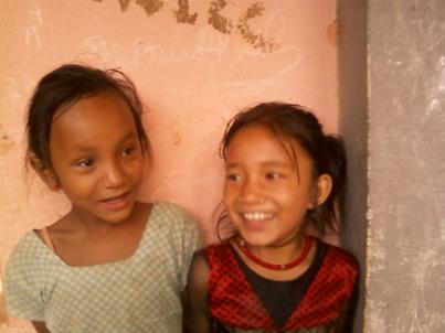 Chari Maya and Sunita