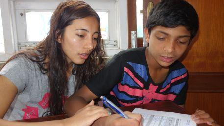 Jyoti et Suman 2012