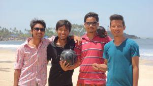 Rajendra, Shanker, Shree & Naren
