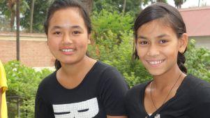 Pramilla & Usha