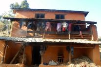 Maison des parents d'Aruna 2013