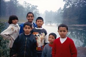 Les enfants SEA en 2000