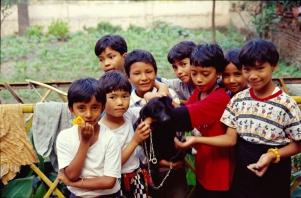 SEA 2002 (Jyoti, Pasang, Rajendra, Pramilla, Samjhana)