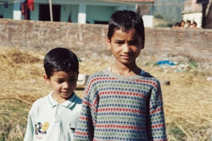 Shree and Hari 1996