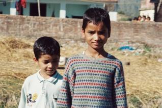 Shree and Hari 1996
