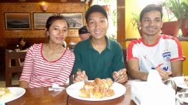 Jyoti, Anand et Shree, 2018