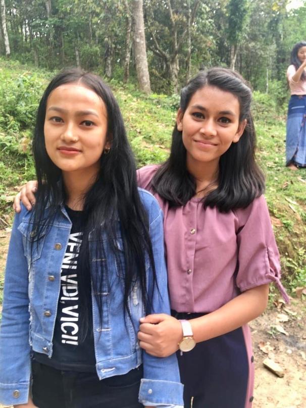 Anjana et Usha 2019