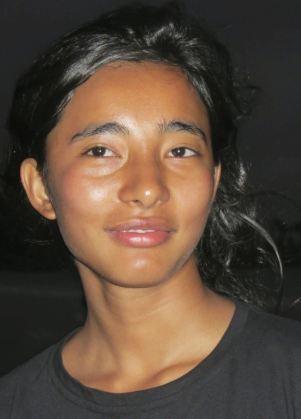 Jyoti en 2015