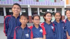 Pratika 2016 avec ses camarades d'AJS