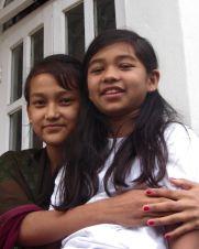 Samjhana T 2015 avec Anjana