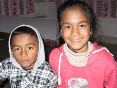Prabin et Sneha 2011