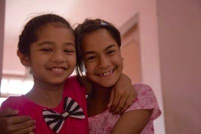 Samjhana et Sneha 2012