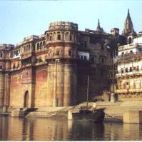 Mughal fort