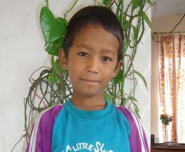 Ankit dans le Home en 2012