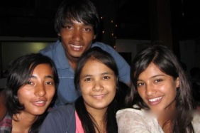 Samjhana 2012 (avec Jyoti, Shanker et Pratikshya
