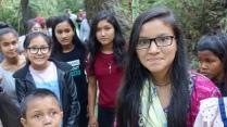 Pusha 2018 à droite avec Rammaya et Simran