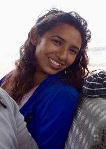 Sarita junior, mai 2016