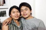 Nima 2013 et sa soeur Pasang en 2013