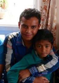 Prabin et Santosh, 2013