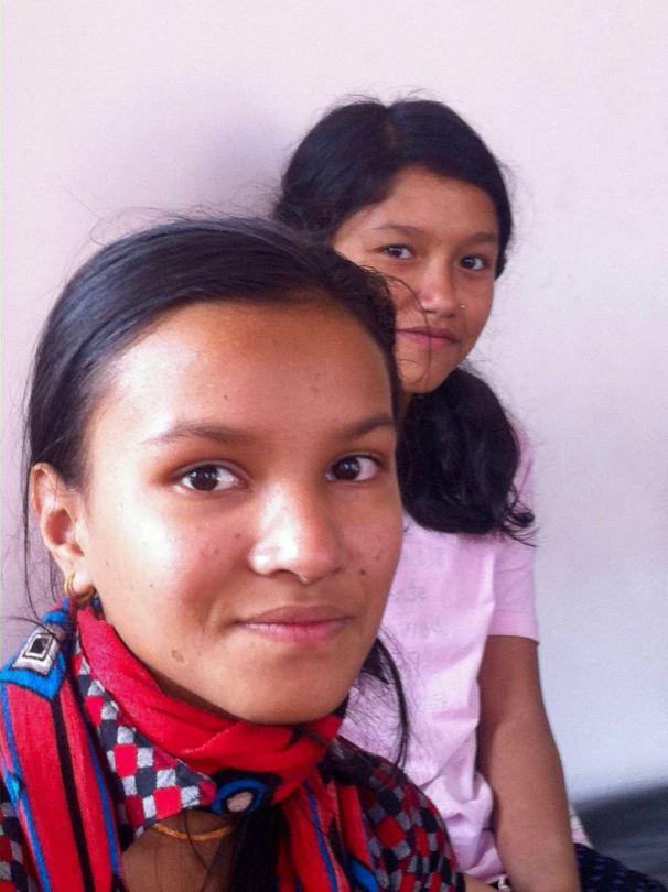 Pushpa 2015 avec Simran