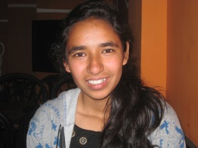 Sarita avril 2011
