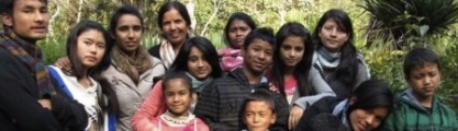 Sarita 2012 (3ème à partir de la gauche)