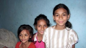 Usha 2012 avec ses soeurs