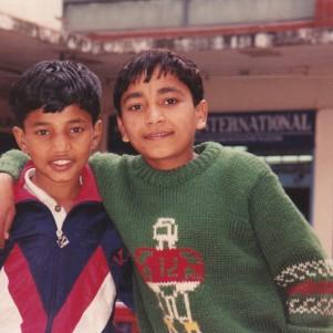 Dipesh and Balakhrishna 1994