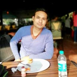 Rajendra, janvier 2018