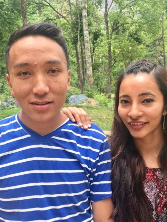 Anand et Jyoti 2019
